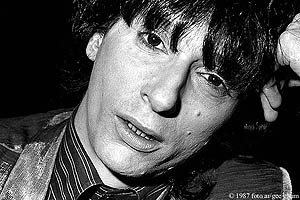 Johnny Thunders Cyber Lounge Logo