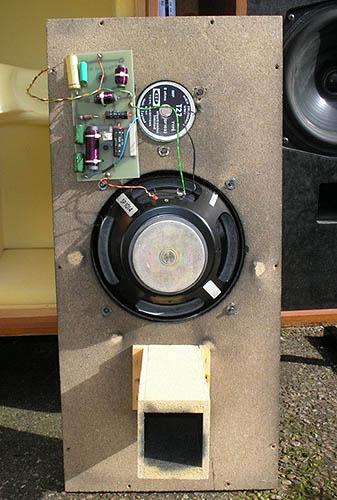Tangent Speakers Tm 1